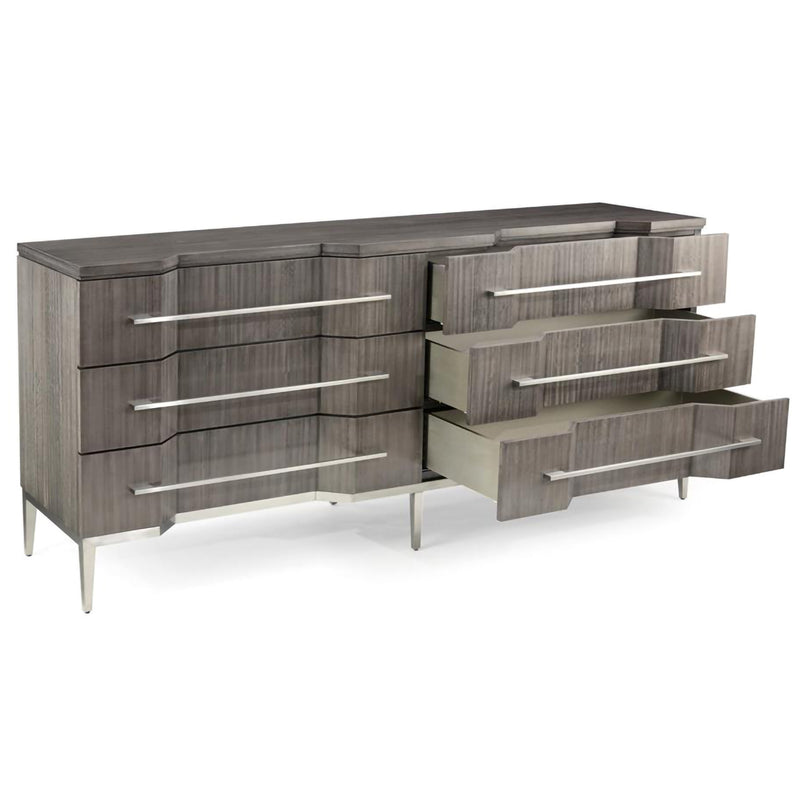 Grand Boulevard Six-Drawer Chest