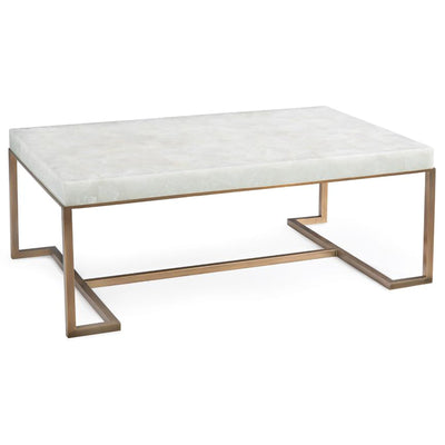 Rectangular Calcite Coffee Table