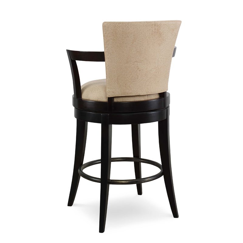 Griswold Swivel Barstool