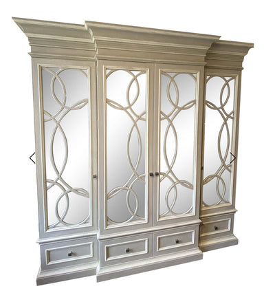 Habersham Media Wall Unit, storage Unit