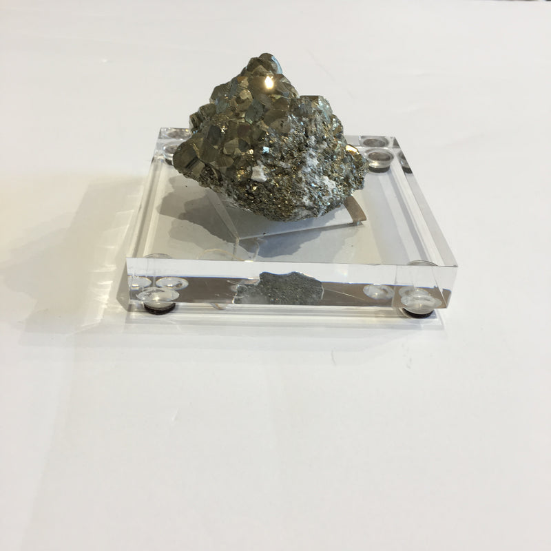 Pyrite Crystal Aggregate