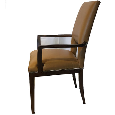 Leather Century Dining Chairs