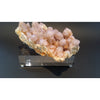 Mineral mounted on Acrylic Mount: Large Amethyst