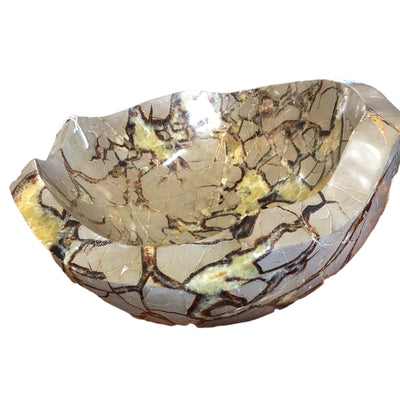 Decorative Bowl Septarian Nodule