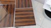 Brueton Cocktail Table Macassar Ebony