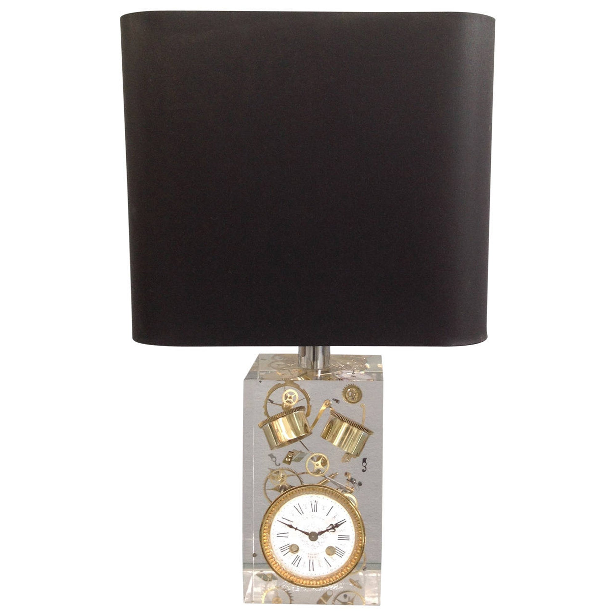 Pierre Giraudon Custom Table Lamp