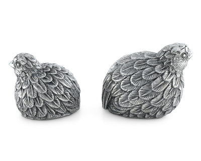 Quail Salt And Pepper Set