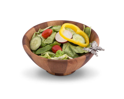 Butterfly Salad Bowl Small