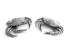 Pewter Blue Crabs Salt & Pepper Set