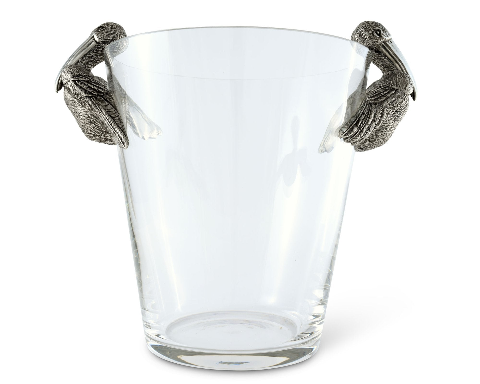 Pelican Pewter Handle Ice Bucket