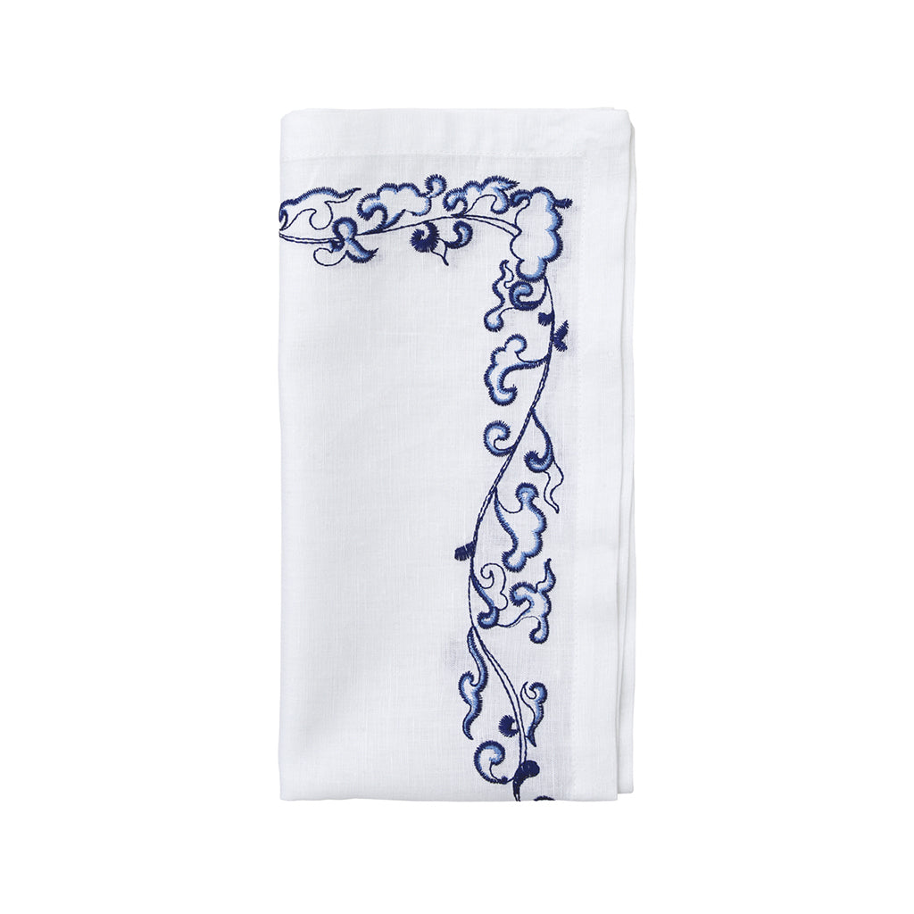 Ming Border Napkin, Set of 4