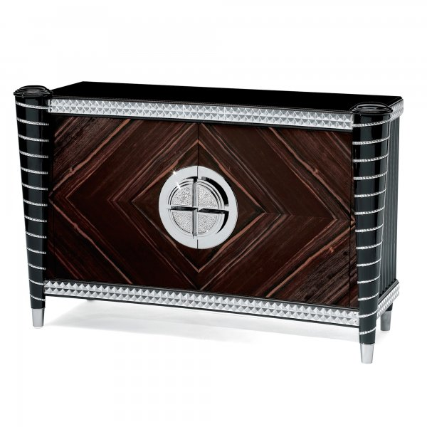 Giemme C501-2 Macassar Ebony High End Cabinet