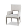 Century furniture MN5378A, Modern Oak Dining Chair