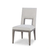 Century Furniture MN5378S, Modern Oak side Chair