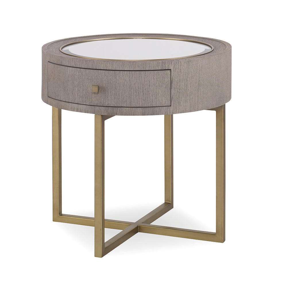 Century Furniture,  Modern Accent Table, MN5761
