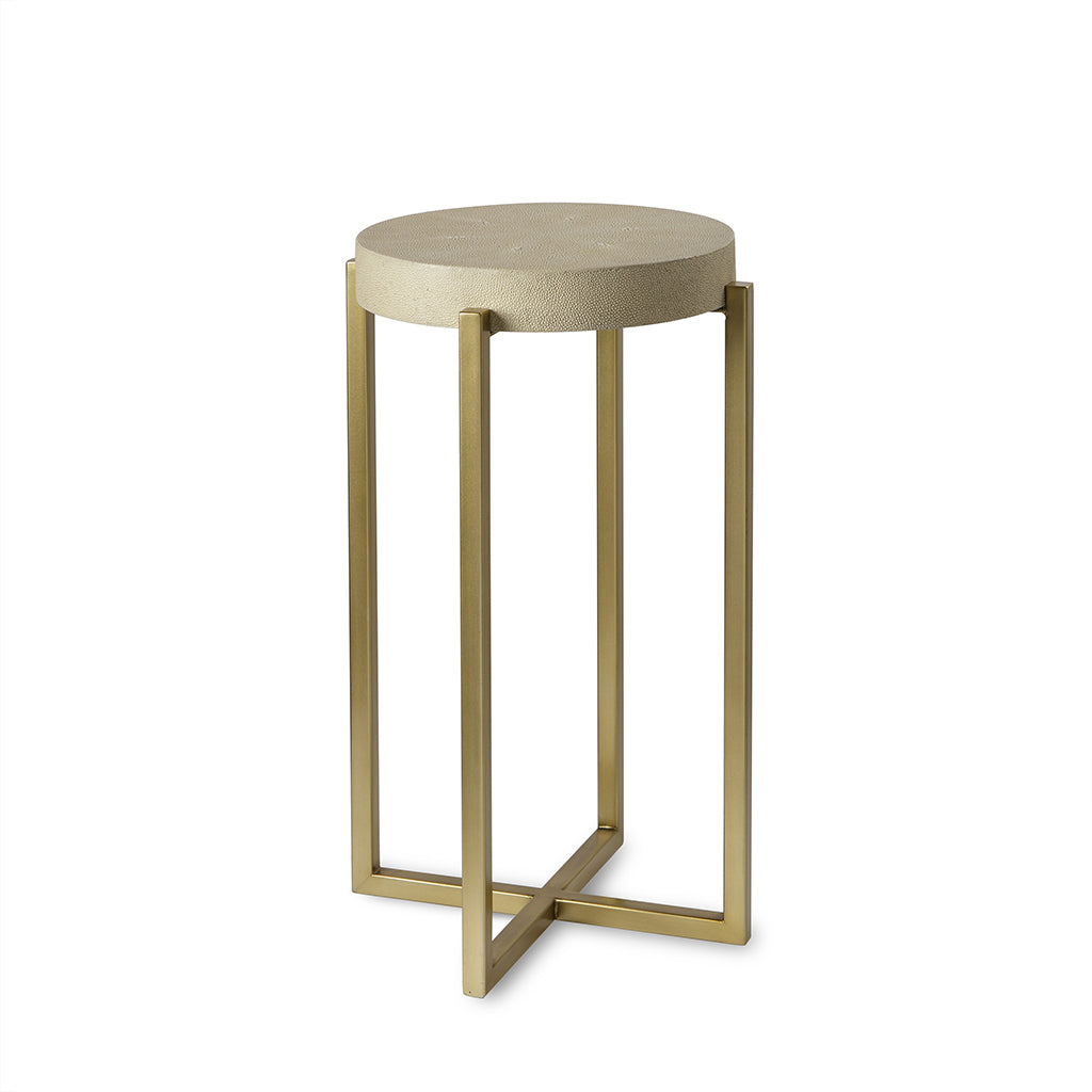 Century Furniture MN5782, Modern Round accent Table