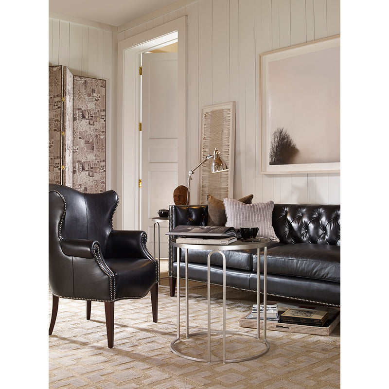 Century Furniture MN5511, Transitional End Table