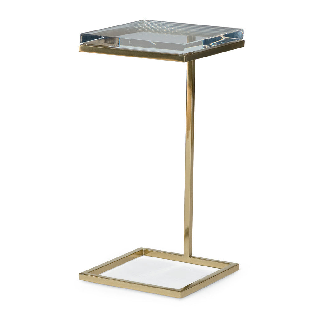 SF5596 Martini Luxe Accent Table