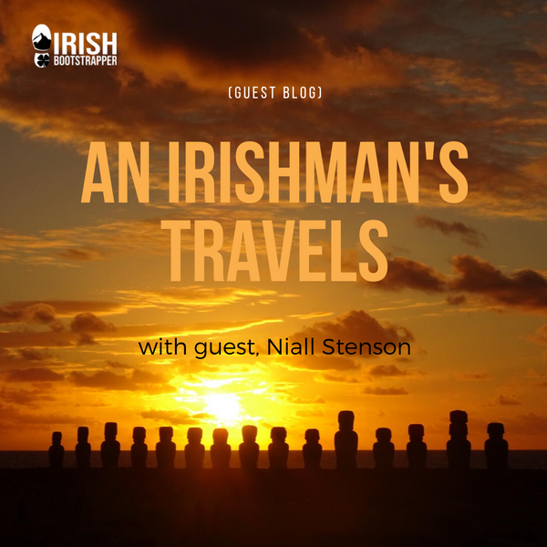 An Irishman's Travels - Niall Stenson (Guest Blog)