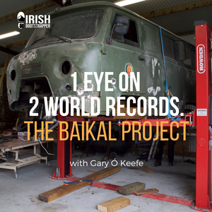 1 Eye On 2 World Records | The Baikal Project