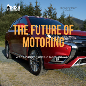 The Future of Motoring with Caroline Kidd of Changinglanes.ie
