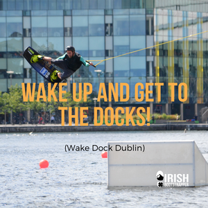 Wake Up and Get to The Docks!