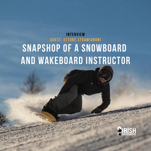 INTERVIEW | Snapshot of a Snowboarder with Ettore Stramignoni