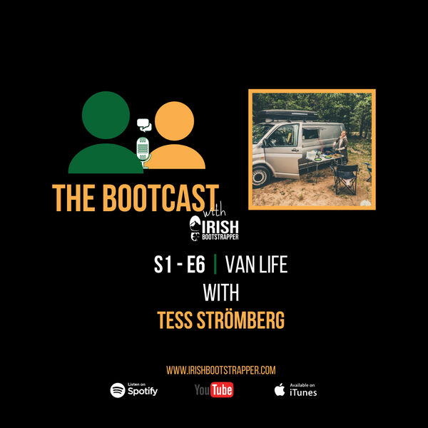 The Bootcast | S1- E6 | Van Life with Tess Strömberg