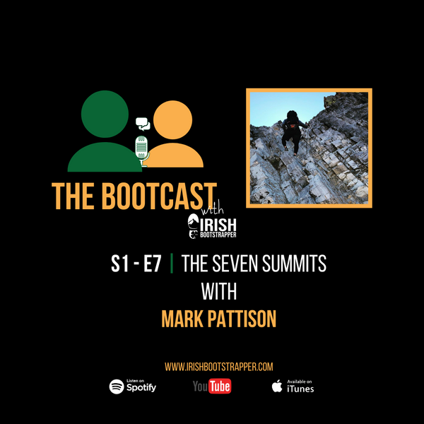 The Bootcast | S1 - E7 | The 7 Summits with Mark Pattison