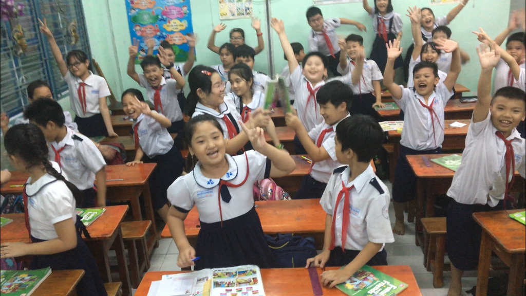 Teaching English in Vietnam 1 - Irish Bootstrapper