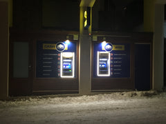 Skiing - Val Thorens - ATM machines - Irish Bootstrapper