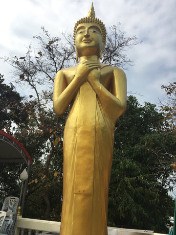Buddha Statue - Buddha Hill, Pattaya - Irish Bootstrapper