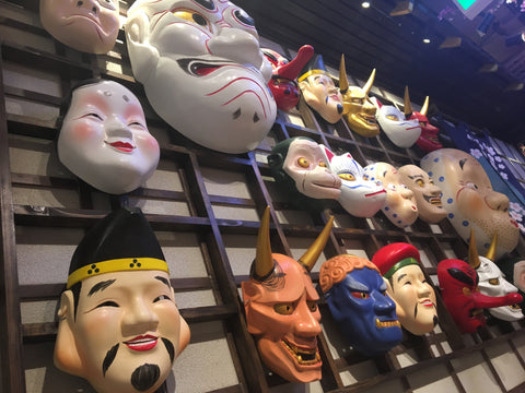Masks for Sale - Terminal 21, Pattaya - Irish Bootstrapper