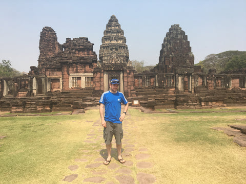 Phimai Temple - Irish Bootstrapper