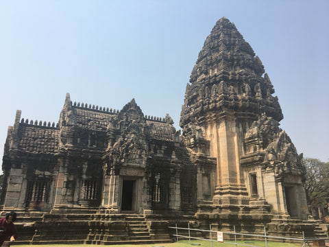 Temple at Phimai - Irish Bootstrapper