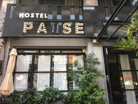 Pause Hostel Chiang Mai - Irish Bootstrapper