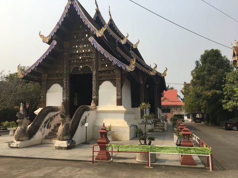 Temple in Chiang Mai 3 - Irish Bootstrapper