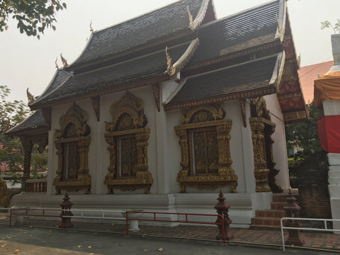 Temple in Chiang Mai 2 - Irish Bootstrapper