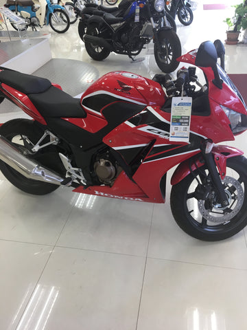 Honda CBR New - Chiang Mai - Irish Bootstrapper