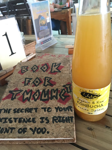 Food4Thought Chiang Mai - Kombucha - Irish Bootstrapper