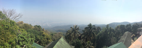 Doi Suthep Chiang Mai Panoramic - Irish Bootstrapper