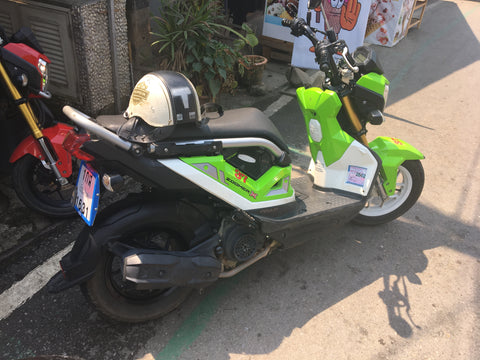 Pai Zoomer-x Scooter - Irish Bootstrapper