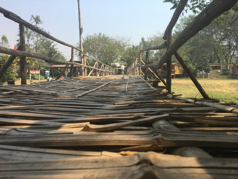 Pai Bamboo Bridge 1 - Irish Bootstrapper