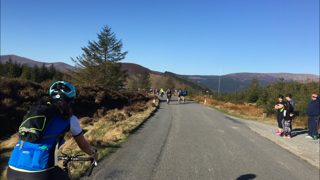 Quest Glendalough 2018 On Bike - Irish Bootstrapper