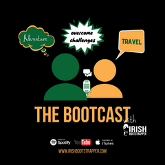 The Bootcast podcast by Irish Bootstrapper Logo
