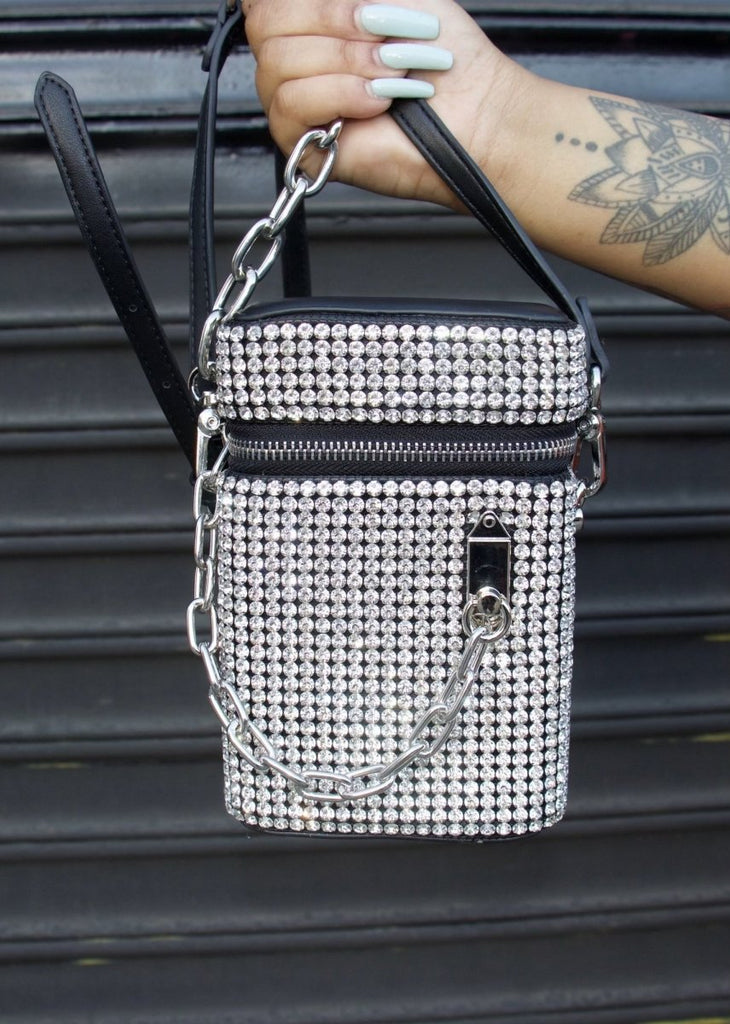 Icy Tote - Glamazontay Apparel Studio