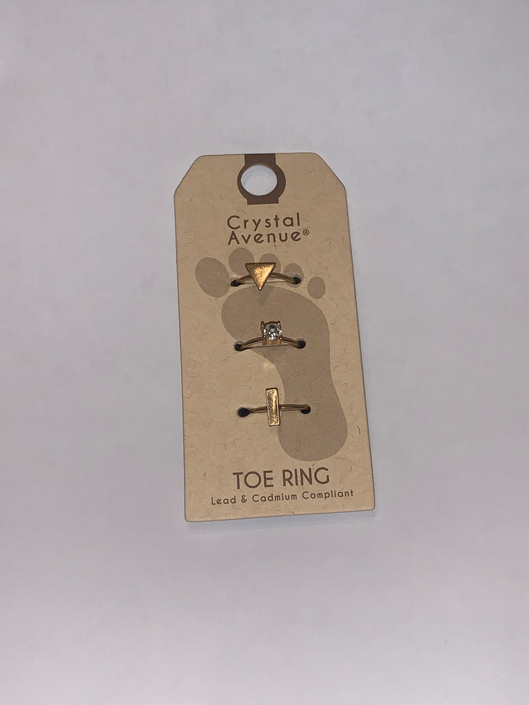 Toe Ring Pack