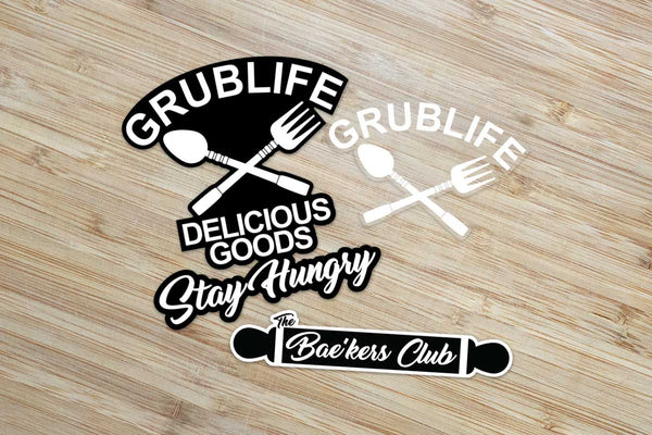 GRUBLIFE Sticker Pack