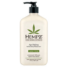 Load image into Gallery viewer, Hempz Herbal Body Moisturizer