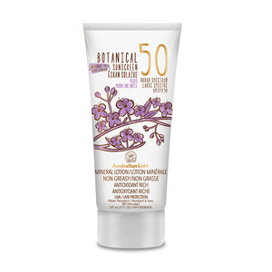 Botanical SPF 50 Kids Mineral Lotion